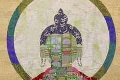 modern buddhist art - Google Search