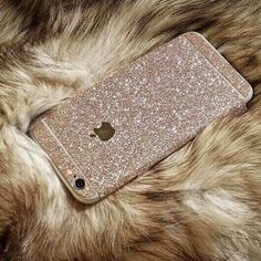 Glitter iPhone 6 Case - A Vanity Affair Girly Phone Cases, Iphone Phone Cases, Phone Covers, Iphone 5s, Glitter Iphone 6 Case, Accessoires Iphone, Cool Cases, Coque Iphone, Iphone Accessories