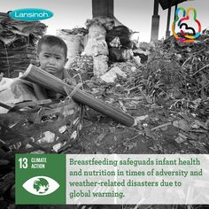 Global Goals for Sustainable Development No.13 and their link to breastfeeding - World Breastfeeding Week 2016