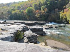Great Falls of the Tygart, WV
