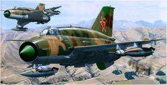 Mig- 21 SMT