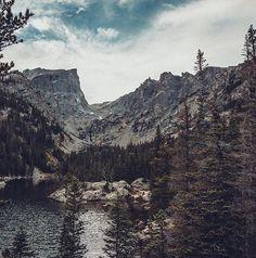 вдохновение_природа_единое целое_горы_лес_озеро