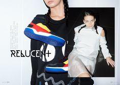 AFF x PUMA Fashion Editorial #Fashion #Layout