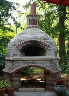 Four à pizza bois : Beehive (round) Brick oven in Greensboro NC Forno Bravo Forum: The Wood-Fired Oven Community