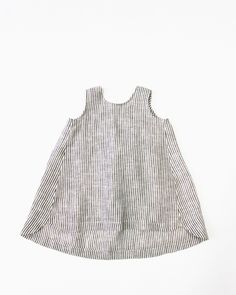 wolfechild fannie tunic- ticker stripe