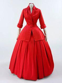Dior, 1954.