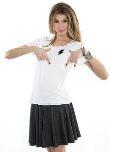 LIGHTNING TEE  #zap #lightning #thunderbolt #bolt #tshirt