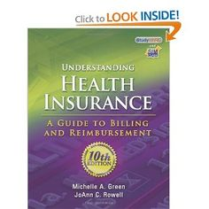 If you are looking for a good comprehensive reference for medical billing and reimbursement this is one of the best. You can obtain a used one on Amazon very for very reasonable price.