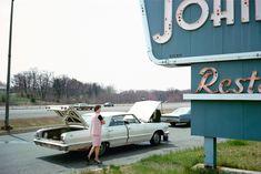 Massachusetts Turnpike 1973