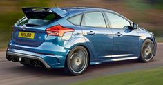 Ford Looking To Add Another 1,000 Units Of The Focus RS In The UK #Ford #Ford_Focus_RS