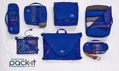 Pack-It™ Starter Set - Garment Folders | Official Eagle Creek Website