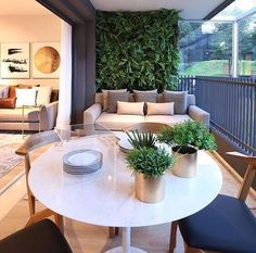 Jardim vertical, projeto fernanda marques