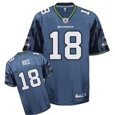 Reebok Seattle Seahawks Sidney Rice Replica Jersey  https   allstarsportsfan.com product 9d6a563d5
