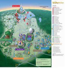 Mapas Orlando