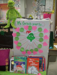 The Resource(ful) Room!: Grinch Day and Snow Coming our way!