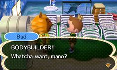 Animal Crossing New Leaf Fortra Town Bud Monstro!!!