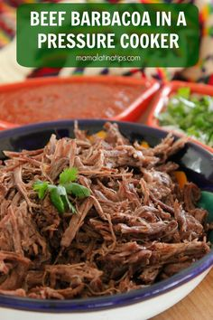 Cooking beef barbaco