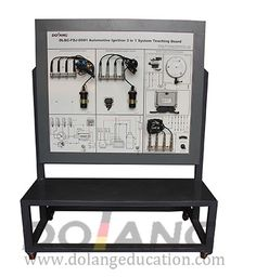 Auto Ignition 3-in-1 System Automotive Teaching Board