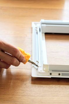 How to Measure & Install Perfect Fit Venetian Blinds - The Carpenter's Daughter Mini Blinds, Blinds For Windows, Window Blinds, Perfect Fit Blinds, Interior Decorating Tips, Local Hardware Store, Other Rooms, Home Depot, Venetian