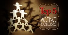 "Need acting exercises for your drama classroom? Here are 5 of Theatrefolk's most popular exercises to help inspire student actors, from monologues to ensembles. 1.""Channel That Fear"" Fear is such a wonderful motivator for characters and it has both positive and negative connotations. Download the Character Fear list at the bottom of this post, to …"