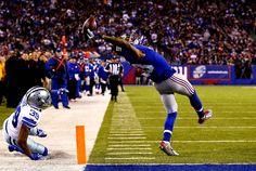 Odell Beckham, des Giants de New York