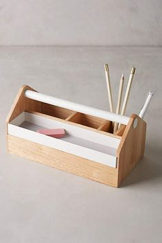 Toto Accessory Toolbox - anthropologie.com