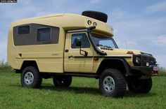 Series 70 land cruiser