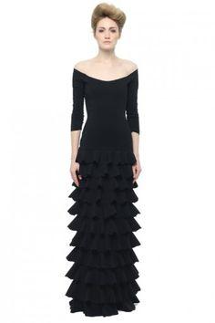 Morena Long Dress | La Petite Robe di Chiara Boni