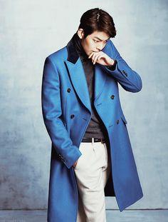 "Photo of Kim Woo Bin for ""THE CELEBRITY"" Magazine. for fans of Kim Woo-Bin."