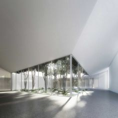Menil Drawing Institute by Johnston Marklee 2
