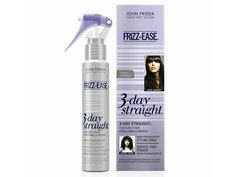 John Frida 3 Day Straight... this stuff works. i say this as a curly haired girl. i love all of his products!!