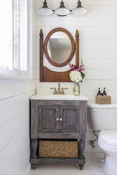 Top 10 Most Popular Posts of 2015. Diy Bathroom VanitySmall ... & Small Bathroom Vanity Ideas | Pinterest | Small bathroom vanities ...