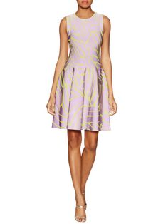 Bay Fit And Flare Dress  by Issa at Gilt