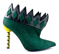Daniele Amato S/S 2015 Shoes Collection