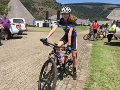 Zandri Strydom takes the ladies win in a time of in the Mtb, Mountain Biking, Bicycle, Events, Lady, Bicycle Kick, Bike, Bmx, Cruiser Bicycle