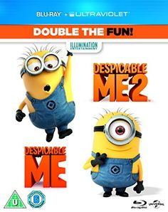 Despicable Me / Despicable Me 2 [Blu-ray] [2013] [Region Free] Universal Pictures UK http://www.amazon.co.uk/dp/B00E9SUTHI/ref=cm_sw_r_pi_dp_M5slwb09T04YK