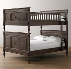 Jourdan Full-over-Full Bunk bed