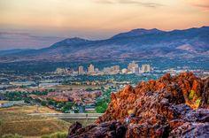 Reno looking gorgeous!
