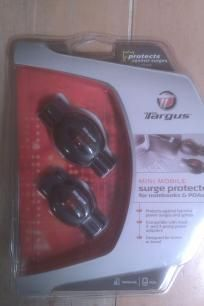 Targus. Mini Mobile Surge Protector for Notebooks & PDAs NIB. *Free Shipping*   http://yardsellr.com/yardsale/Erik-Marx-416944