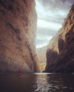 "<b>Rio Grande River</b><br> Take a Big Bend river tour down the Rio Grande and plan for a long trip when kayaking here  — you'll need a few hours alone just to get to your starting point. We recommend checking in with the <a href=""https://www.nps.gov/rigr/faqs.htm"">National Park Service </a> before heading out to paddle. <br> Photo via Instagram (duanelewis)"