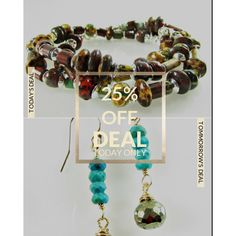 Today Only! 25% OFF this item.  Follow us on Pinterest to be the first to see our exciting Daily Deals. Today's Product: Sale -  Friendship Bracelet Set, Czech Glass Beaded Bracelet, Glass Beads, Multi Strand Bracelet Set, Boho Bracelet Buy now: https://www.etsy.com/listing/466820254?utm_source=Pinterest&utm_medium=Orangetwig_Marketing&utm_campaign=Daily%20Oct   #etsyjewelry #etsy #etsyseller #etsyshop #etsylove #etsyfinds #etsygifts #gemstone #gemstonejewelry #photooftheday #instacool…