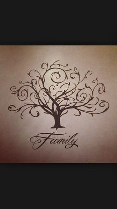 Family Tree Tattoos | family tree tattoos