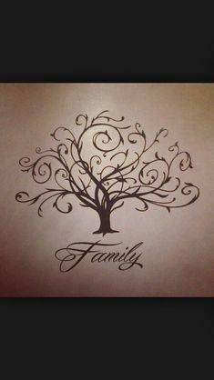 Family Tree Tattoos | family tree tattoos
