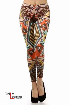 Spirit of Africa Leggings