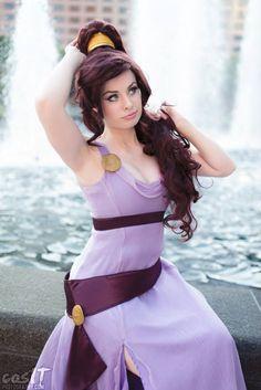 Megara from Hercules #disney #cosplay