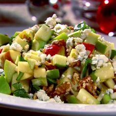 Fuji Apple Walnut Salad