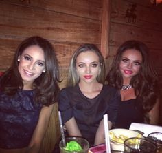 Jade Thirlwall, Jesy Nelson, and Danielle Peazer