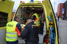Nehoda tramvaje a auta v Plzni