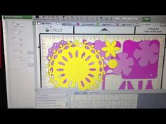 Quick Video Tutorial on How to Import and Cut Cricut Craft Room Files! Created by Paige Dolecki www.Stampologist.com