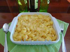 Pasta napoletana di patate al forno